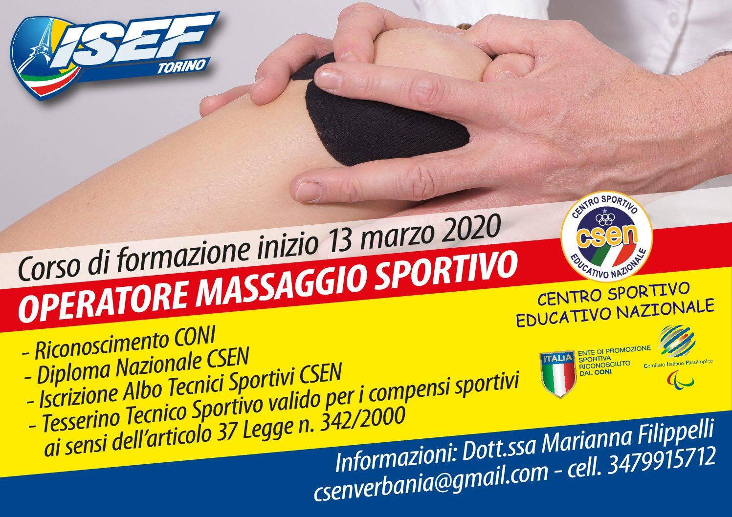 Corso Sportivo